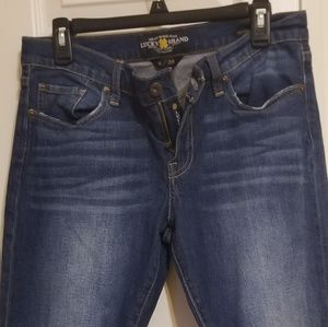 Lucky Jean's size 6/ 28